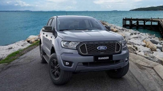 2021 Ford Ranger exterior Philippines