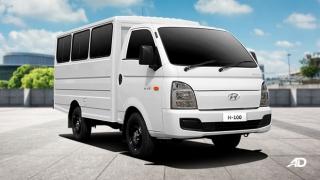 2021 Hyundai H-100 Class 1 PUJ exterior Philippines