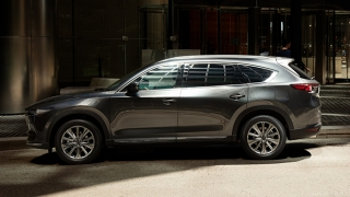 2021 Mazda CX-8 exterior side Philippines