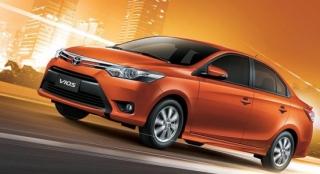 Toyota Vios 2018 brand new