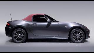 Mazda MX-5 Soft Cherry Top