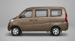 2018 Foton Gratour Minivan side