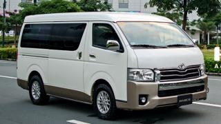 2019 Toyota Hiace Commuter