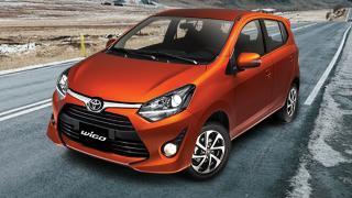Toyota Wigo 2018 brand new