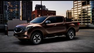 2019 Mazda BT-50 Side