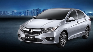 2019 Honda City Sport CVT