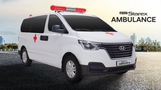 2019 Hyundai Grand Starex Ambulance Exterior Fixed Type