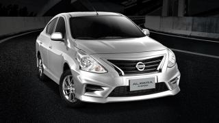 2019 Nissan Almera N-Sport