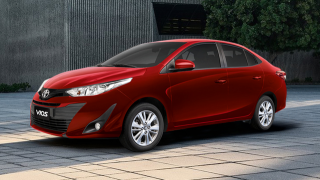 2020 Toyota Vios Exterior XLE