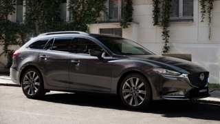 2019 Mazda6 Wagon exterior side