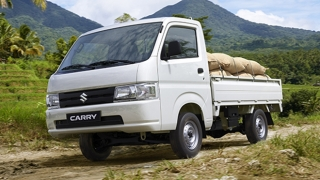 2020 Suzuki Carry Exterior All New