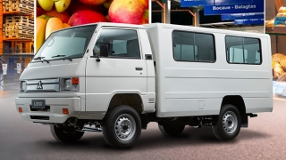 2019 Mitsubishi L300