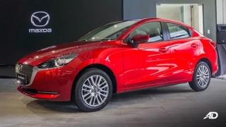 2020 Mazda 2 exterior side
