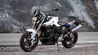 BMW F800R side