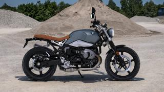 BMW R Nine T Scrambler new