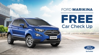 Ford Marikina Free Car Check Up