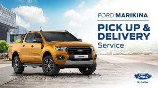 Ford Marikina Pick Up and Delivery Service