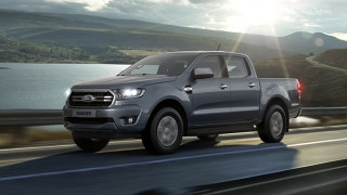 Ford Ranger exterior front Philippines