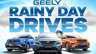 Geely North EDSA service