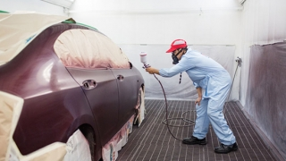 Honda 50% off on Paint Services