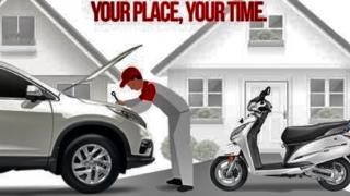 Honda Service on Wheels