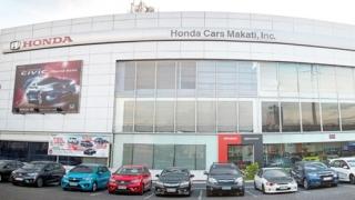 Honda service promo