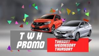 Honda TWH Promo