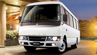 Hyundai Fuso Rosa Bus