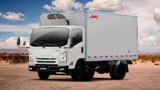 JMC JMH Refrigerated Van