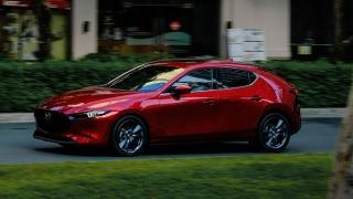 Mazda 3 exterior side Philippines
