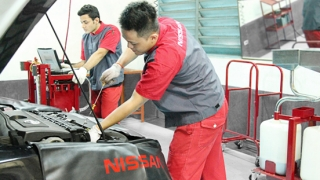 Nissan Genuine Parts discount promo