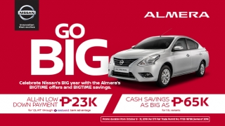 Nissan Philippines Almera promos 2019