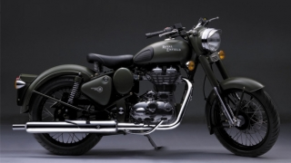 Royal Enfield Classic Military 500
