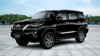 Toyota Fortuner G Dsl AT
