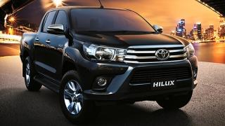 Toyota Hilux black exterior Philippines