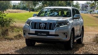 Toyota Land Cruiser Prado Philippines