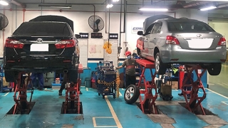 Toyota Makati Service promo