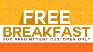 Toyota Valenzuela FREE Breakfast