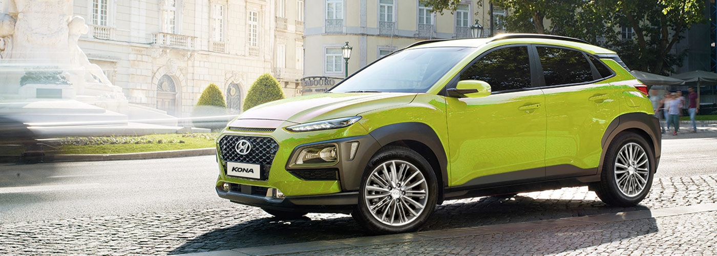 Hyundai Kona road test exterior front philippines