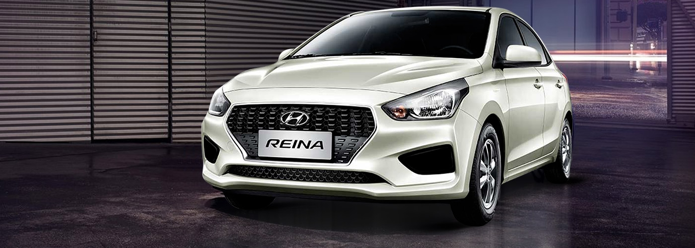 hyundai reina road test exterior front quarter philippines