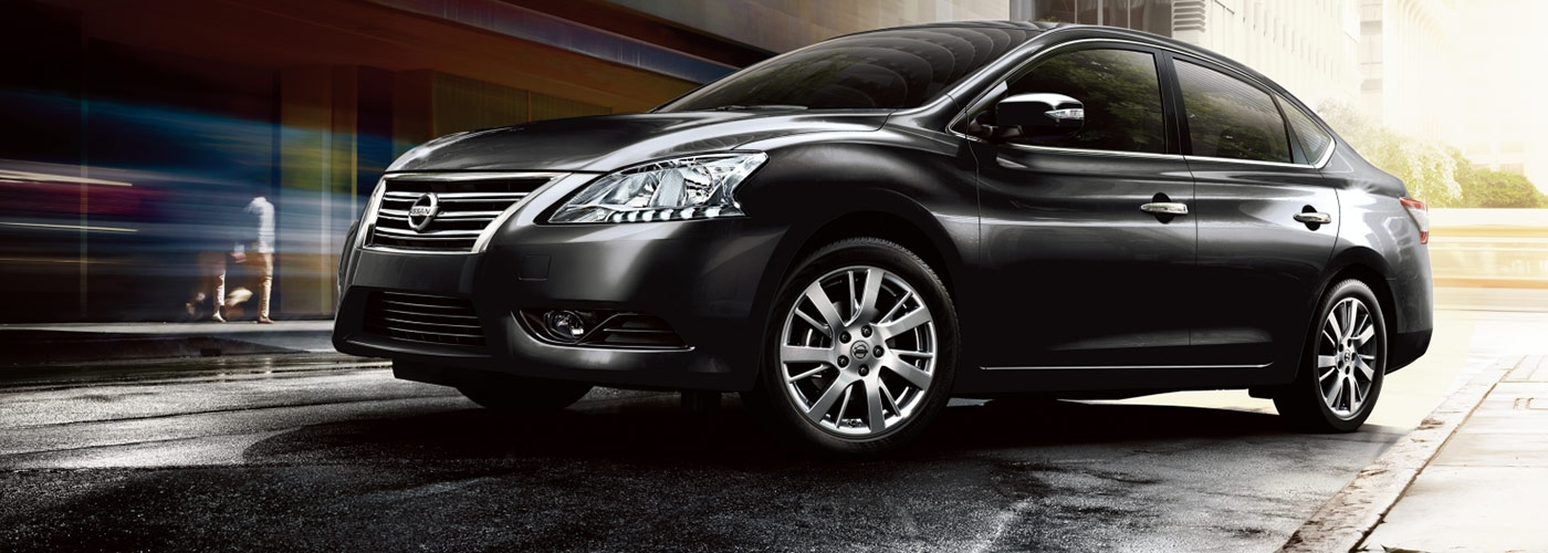 2020 Nissan Sylphy exterior front