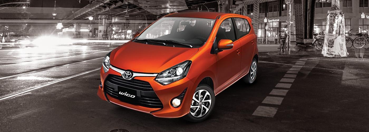 2018 Toyota Wigo 1.0 G AT Philippines