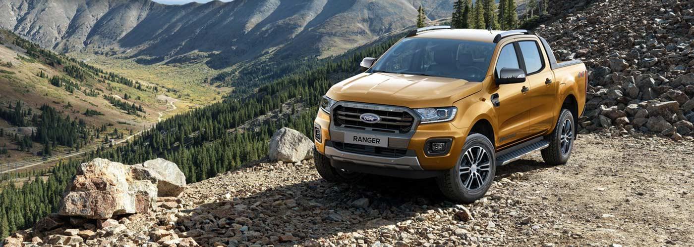 Ford Ranger Wildtrak front exterior Philippines