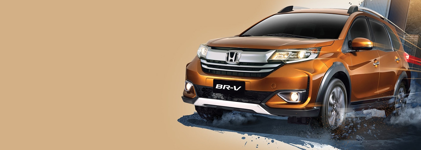 honda br-v road test review front quarter exterior philippines