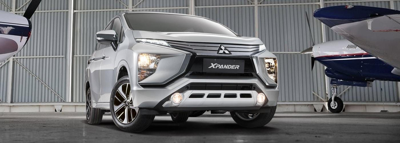 2019 mitsubishi xpander exterior photograph