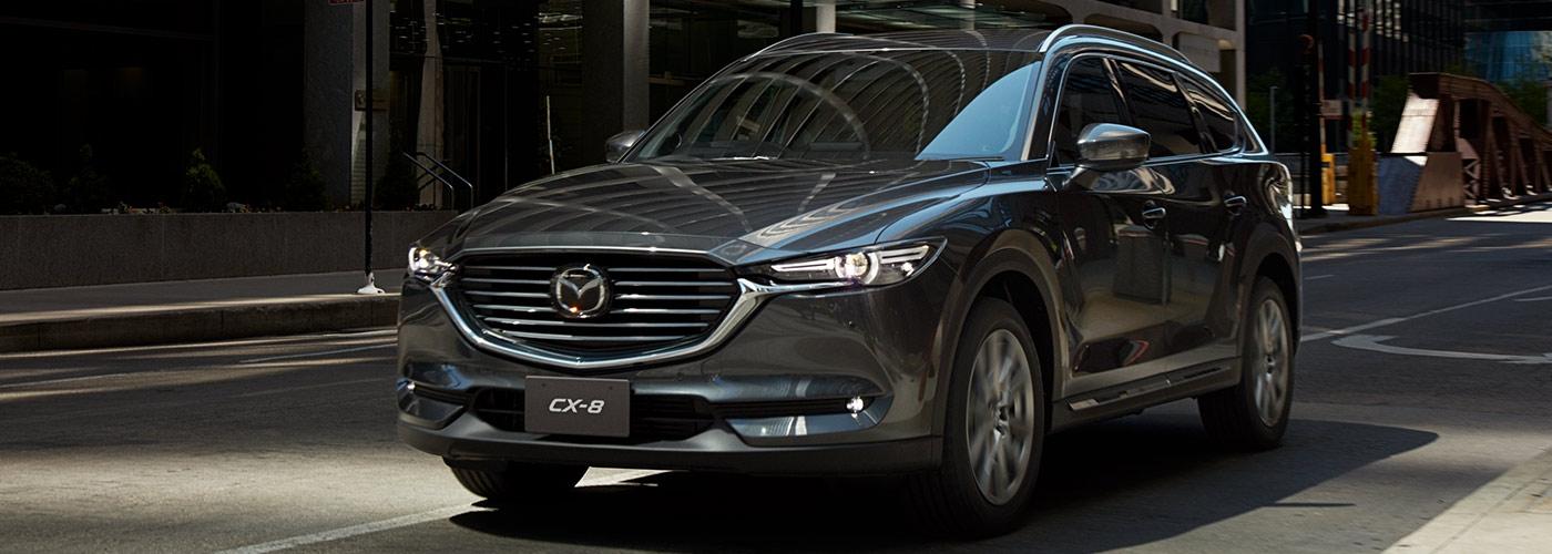 2019 Mazda CX-8 Exterior