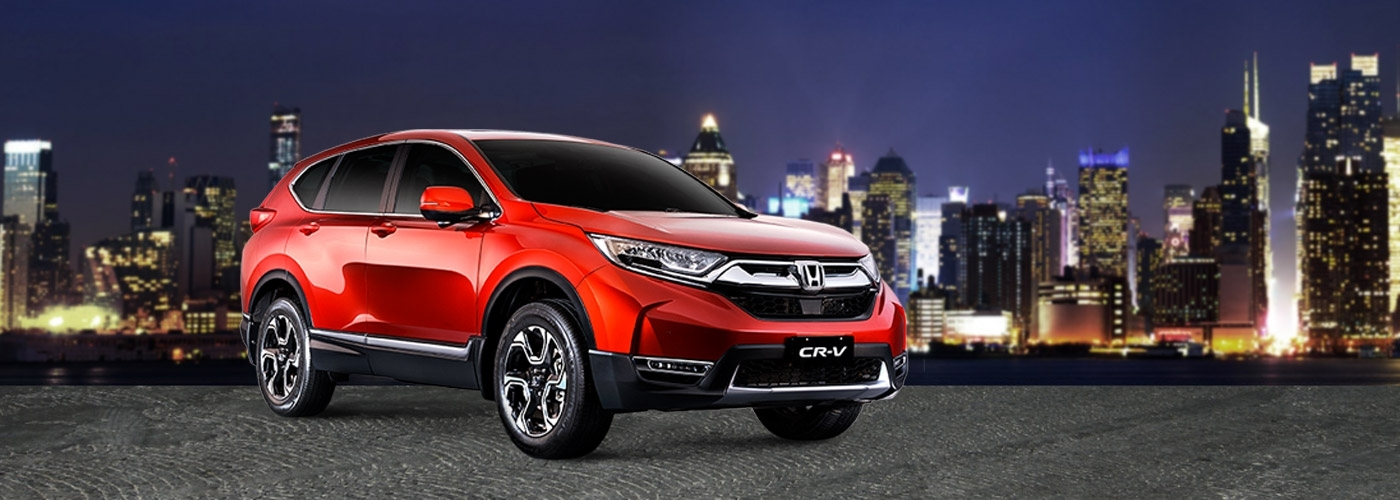 honda cr-v review road test front quarter exterior philippines