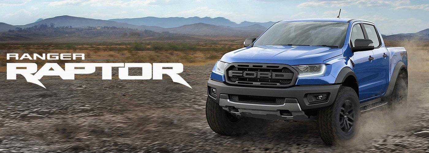 ford ranger raptor exterior road test beauty shot