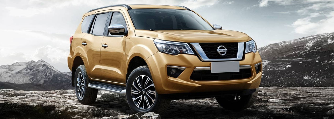Nissan terra review road test front quarter exterior philippines