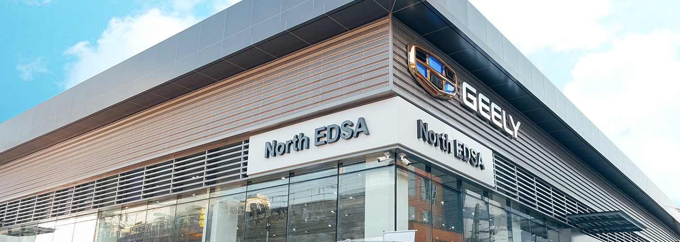 Geely North EDSA Accessories Discount